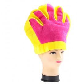 """Шляпа """"рука - корона"""""""