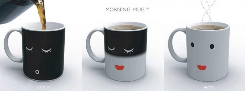 Чашка morning mug