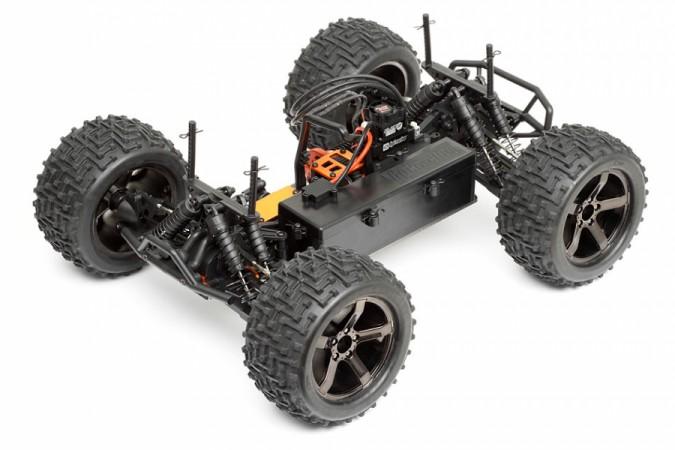 Автомобиль HPI Bullet MT Flux 4WD 1:10 EP 2.4GHz (RTR Version)
