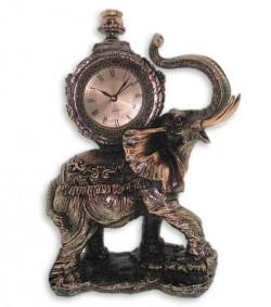 Статуэтка Слон с часами E198