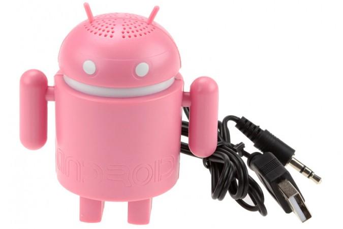 Android спикер 3 цвета