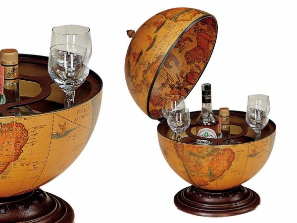 Настольный глобус - бар Z-100