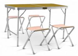 Стол для пикника+стулья TE-042 AS
