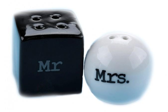 Солонки MR & MRS