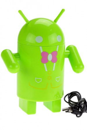 Android ночник фрак