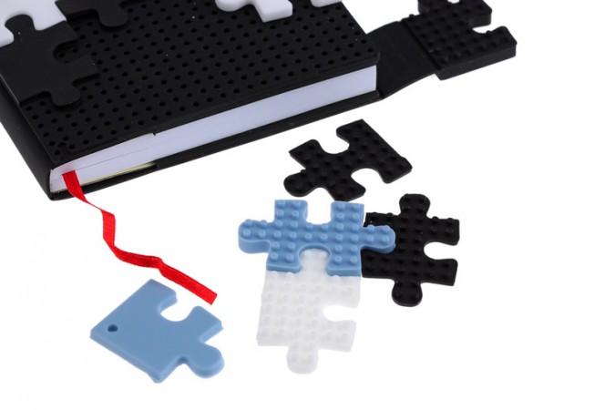 Блокнот Puzzle