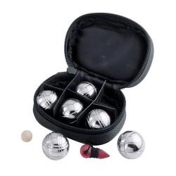 Набор  для игры петанк-mini (6 шаров)