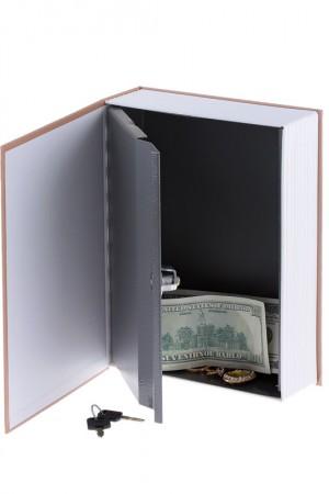 Книга сейф Париж большая