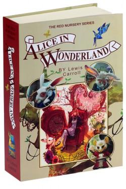 Книга сейф со страницами Alice