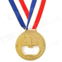 Медаль с открывалкой №1