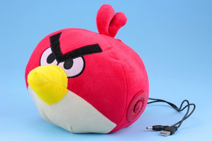 Angry Birds MP3 радио