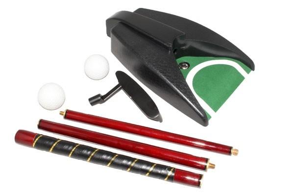 Большой мини гольф Механика 2