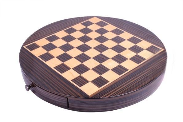 Игровой набор с магнитом в дереве