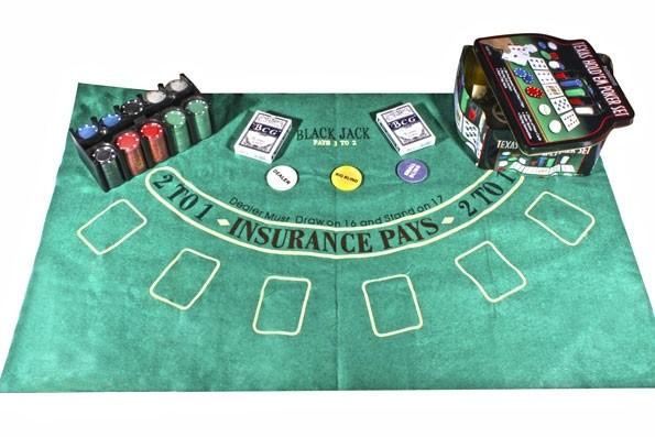 Набор для игры в покер Техасский