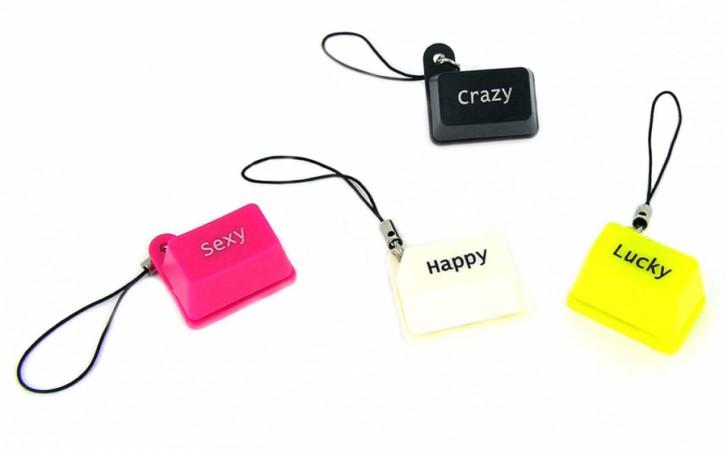 Подвеска кнопки счастья