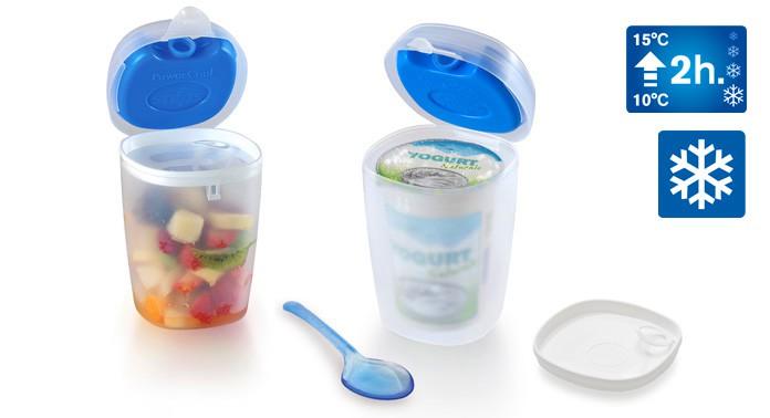 Контейнер для йогурта/салата 0.5 л