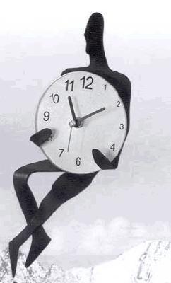 Часы Settler Фигура отдыхает