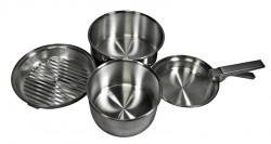 Набор посуды для туризма Camping set of dishes 6 шт