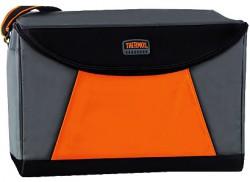 Изотермическая сумка-холодильник Geo Trek 20л оранжевая