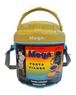 Термос пищевой Mega 2,6 л