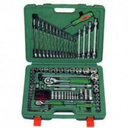 Набор инструментов HANS 1/4, 1/2 124 шт. (TK-124E)