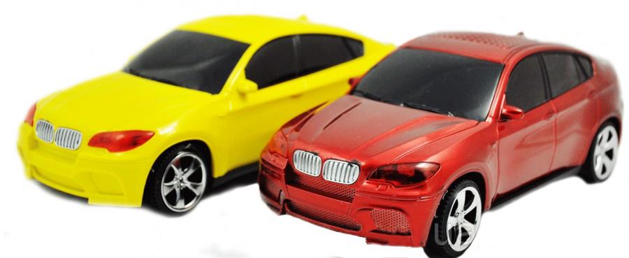 Авто с MP3 и радио BMW X6