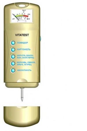 Электронный портативный (бытовой) нитратомер VD-2007 VITATEST