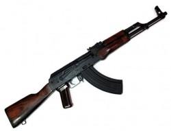 Макет АК-47