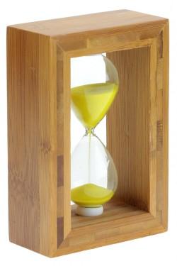 Песочные часы прямоугольные 15 см