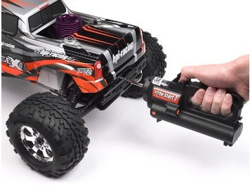 Автомобиль HPI Savage XL 5.9 Nitro Gigante 4WD 1:8 2.4GHz