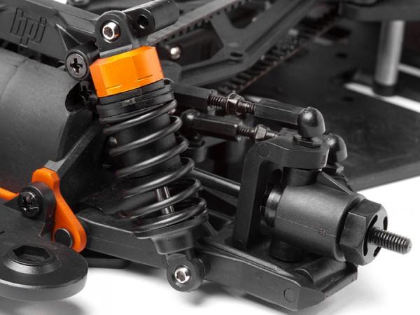 Автомобиль HPI Sprint 2 Flux BMW M3 4WD 1:10 EP 2.4GHz (RTR Version)