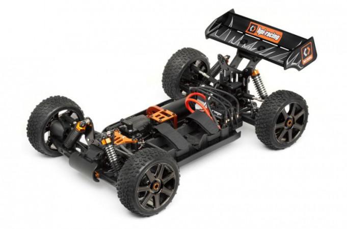 Автомобиль HPI Trophy Buggy Flux 4WD 1:8 2.4GHz (RTR Version)
