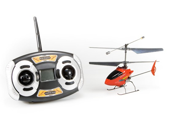 Вертолет Nine Eagles Solo 2.4 GHz в кейсе