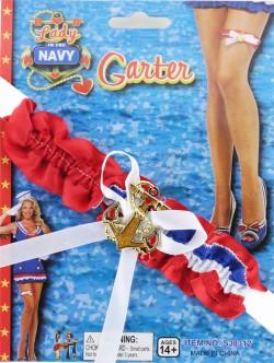Морская подвязка для леди
