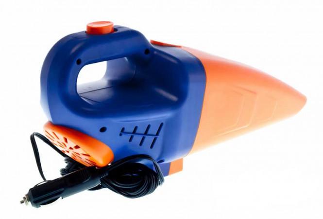 Автомобильный пылесос ПС-60120 60W/2 мотора