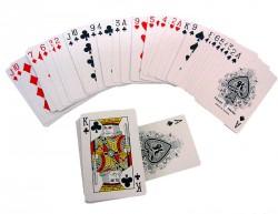 """Карты игральные пластиковые """"Royal"""" (2 колоды)"""