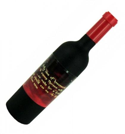 Бутылка штопор