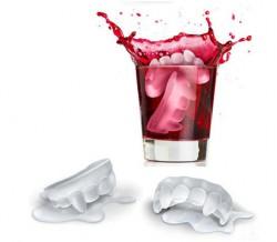 Формочки для льда Зубы Вампира