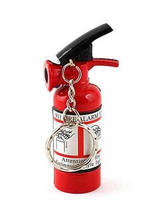 Зажигалка Огнетушитель маленький