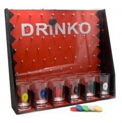 Игра с рюмками Drinko