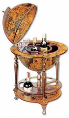 Глобус-бар напольный Santelli BAR50/94С