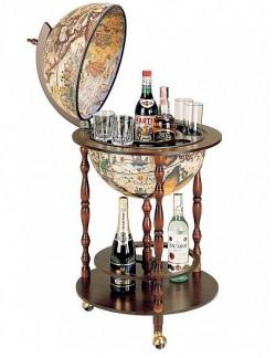 Глобус-бар напольный Santelli BAR42/EW