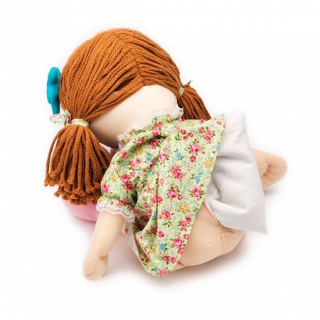 Кукла-грелка Olivia Люкс