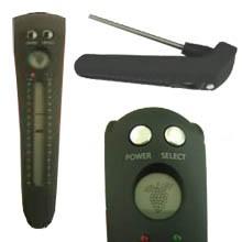 Электронный винный термометр с оповещением