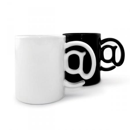 Чашка @ email