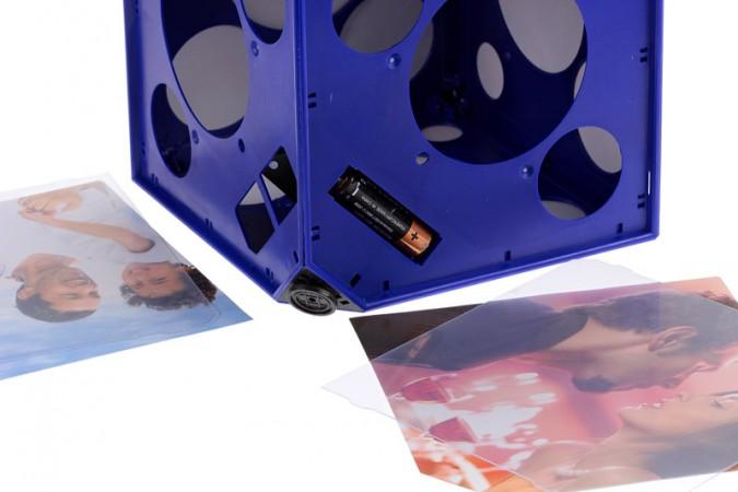 Фоторамка куб вращающийся большой