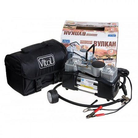 Автомобильный компрессор  Vitol   КА-В12120 Вулкан