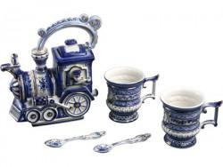 Чайный набор Поезд