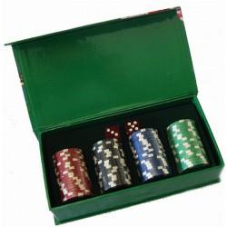 Покерный набор на 72 фишки