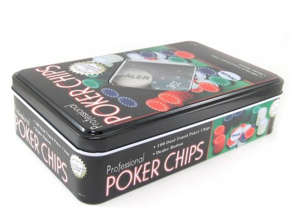 """Набор для игры в покер """"Невада"""""""